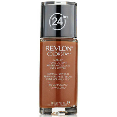 Revlon ColorStay Makeup for Normal/Dry Skin 410 Cappuccino - 1 fl. oz./30 ml
