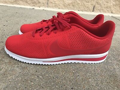 sports shoes c9a96 05cd2 NIKE CORTEZ ULTRA Moire 845013-601 University Red/White size 12