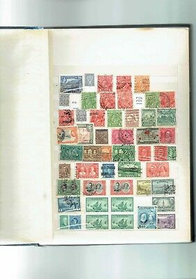 #151 CW A-T + Omnibus M/U collection in stockbook on 12x sides c£££