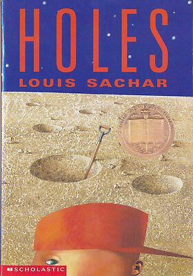 Holes by Louis Sachar (2000, Paperback) **BRAND NEW**