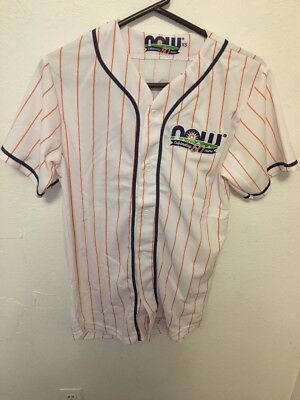 NOW® 50th Anniversary Baseball/Softball Jersey Size Large New