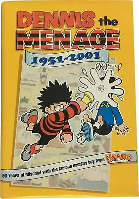 PRE-OWNED Dennis The Menace 1951-2001 Annual Book DT194