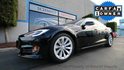 Tesla Model S 2016 AWD 60D ONLY 2689 MILES, 1-owner, Prem. Pkg, 2016 Tesla Model S60D Only 2689 miles, 1-owner, Prem. Pkg, Autopilot, Self Park