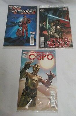 Star Wars comic GameStop exclusive only at GameStop C-3PO.