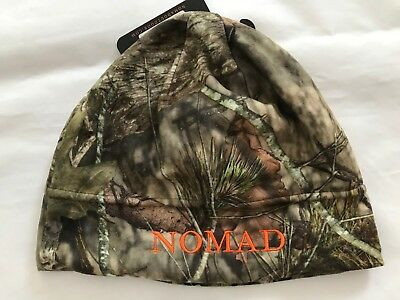 f68baf6250eb9 Nomad Men's Beanie Hat Mossy Oak Country Camo Hunting Lid One Size Fits Most