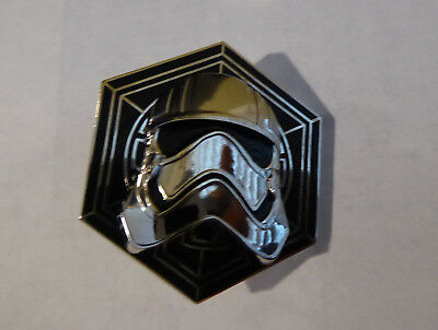 Disney Trading Pins 124079 Captain Phasma Pin - Star Wars: The Last Jedi