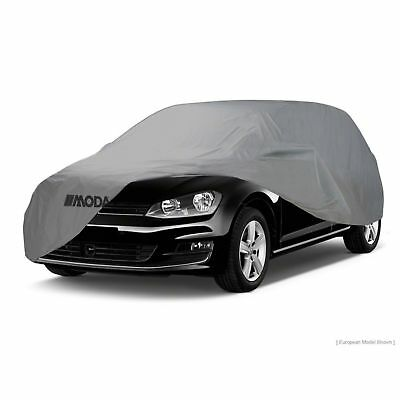 Vw Golf Mk7 - Indoor Outdoor Fully Waterproof Car Cover Cotton Lined Heavy D