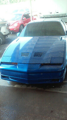 1985 Pontiac Firebird  1985 Trans Am