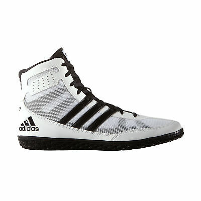 check out 60d2d 4f1b2 Adidas Tapis Assistant 3 Mens Adulte Catch Chaussures de Sport Montantes  Blanc