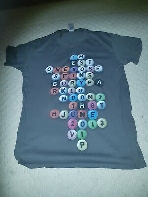 The stone roses t shirt