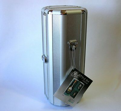 PLATINUM by PICNIC TIME™ ECHO WINE CASE Portable Cooler ~ Unused and Like New