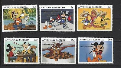 Antigua & Barbuda - 2026 - 2031  - Mnh - 1997 - Disney Pals