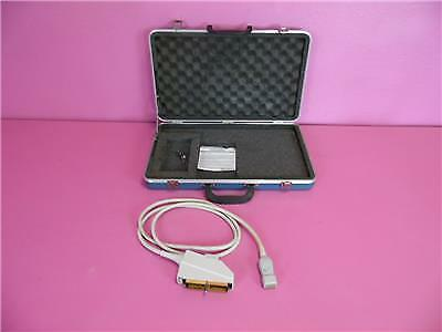 Acuson 5 S5192 Microcase Array Ultrasound Transducer Probe 3.5/5.0 MHz