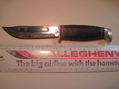 Case XX Knife used  and scratched 304 SAB