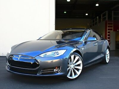 2012 Tesla Model S P85 2012 Tesla Model S P85 Very low 47K Miles, Rare color Combo, IMMACULATE