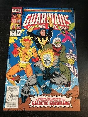 Guardians Of The Galaxy#35 Incredible Condition 9.4(1993)
