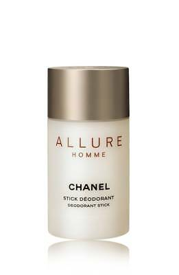 CHANEL ALLURE Homme Deodorant Stick Brand New Full Size
