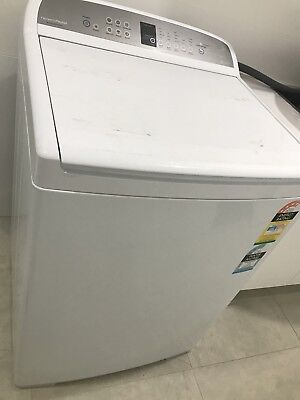 fisher and paykel top loader washing machine
