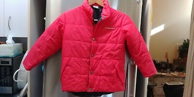 """Boys Puffer Jacket size 7 ( Brand """"Ouch"""")"""