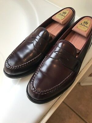 Alden Shell Cordovan Handsewn Loafer #8 Size 11 1/2 C