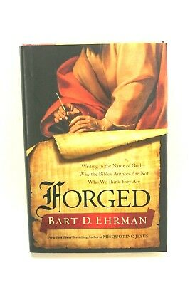The bible ehrman bart d new mixed media product 10245 forged who wrote the bible bart ehrman hc book 2011 christian history theory fandeluxe Gallery