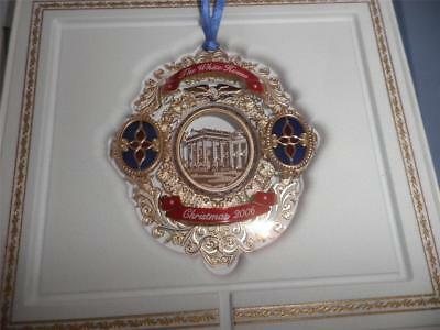 2006 Official White House Christmas Ornament