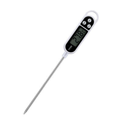 Thermometer Digital Pen-style Heat-resistant Essential For Kitchen Meat Water