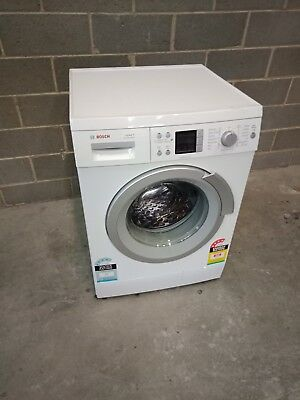 Bosch Logixx 8 Vario Perfect Front Loader Washing Machine