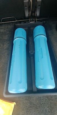 Plastic Welding Rod Container Lot of 2