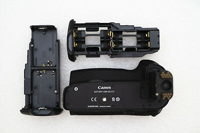 Mint Condition Canon BG-E11 Battery Grip for EOS 5D Mark III, 5DS, & 5DS R