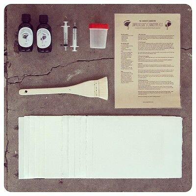 "Cyanotype Kit (Alternative Photography - ""Improvisers Cyanotype Kit"")"