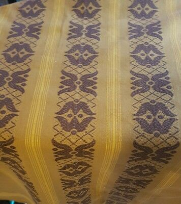Mid century Table Cloth New