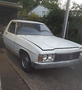 Hz One Ton Holden Utility No Reserve Rare  Shed Find