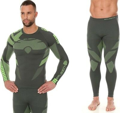 New BRUBECK Dry Line System Men (green, black) set (LS13080+LE11860)