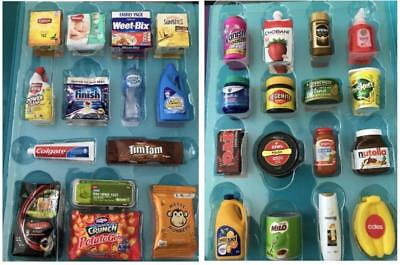 Coles Little Shop Mini Collectables - You Choose Which One