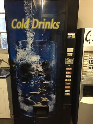 Royal 8 Select Drink Vending Machine