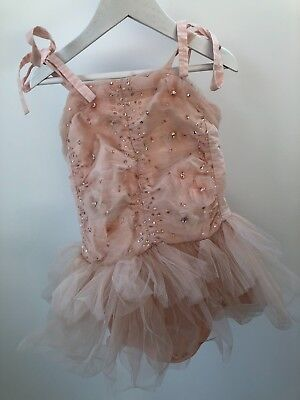 Tutu Du Monde Play Suit Size 6-7, as new.