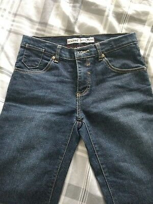 Ladies denim shorts size 14 used