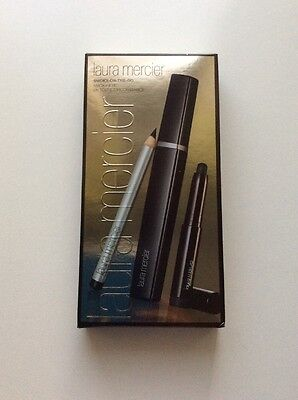 Laura Mercier Kit Pour Yeux Smoky On The Go