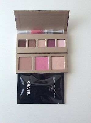 Stila Lot 2 Palettes & Lip Gloss