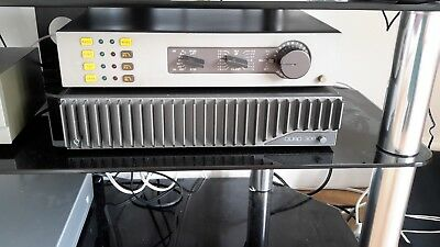 QUAD 34 PRE-AMPLIFIER and Quad 306 power amplifier
