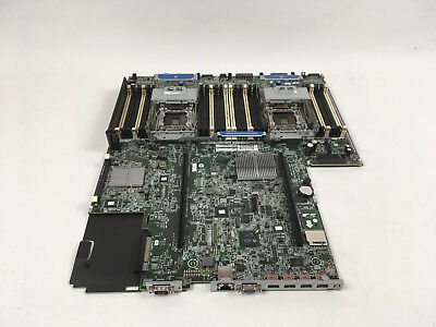 HP ProLiant DL380p Gen8 System Board 662530-001 622217-001