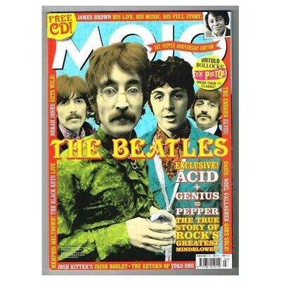 THE BEATLES MOJO 1000 Days That Shook World 1965-1967