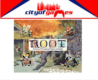 Root Board Game Brand New