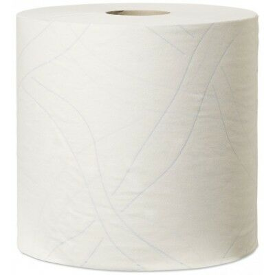 2 Ply Premium Wiping Paper Plus - White - 255m Combi Roll