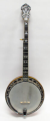 Gibson Mastertone RB-4 REPLICA - 5 String Banjo with Hardshell Case