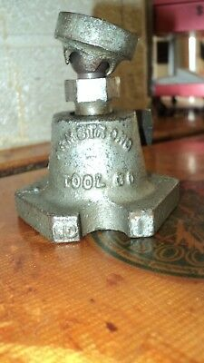 Vintage Armstrong Bros Tool Co. Machinist Jack No.1