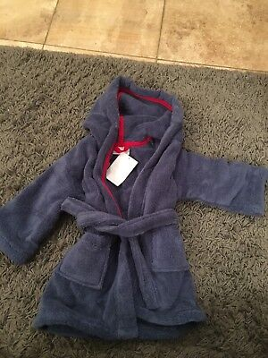 The White Company Dressing Gown 12-18 Months
