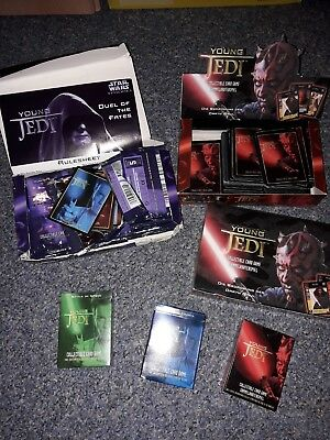 Star Wars Young Jedi CCG