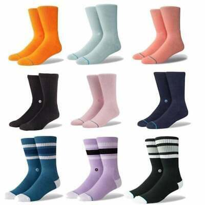 Authentic Stance New Mens Athletic Combed Cotton Skater Sport Socks BNIP